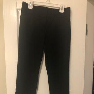 The Limited Size 0P black dress pant
